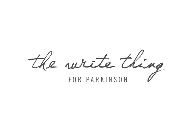 The Write Thing for Parkinson