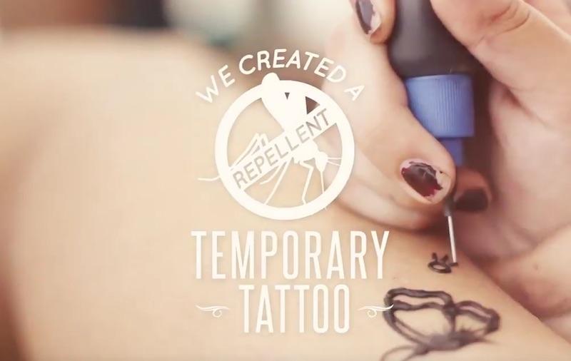 Repellent Tattoo