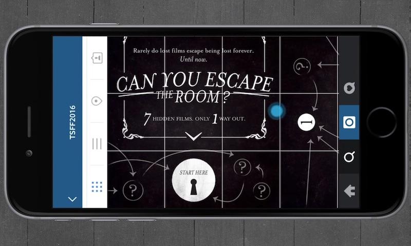 TSFF 2016 Escape Room