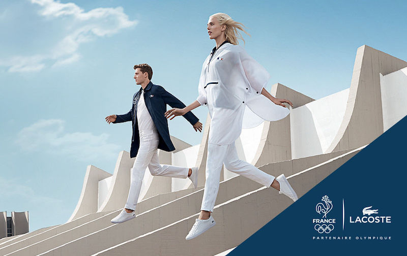 Lacoste x France Olympique 2016