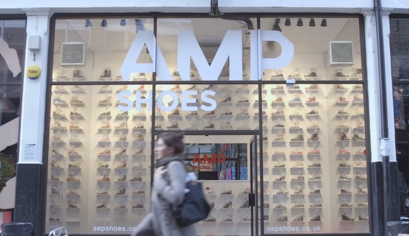 Amp Shoes