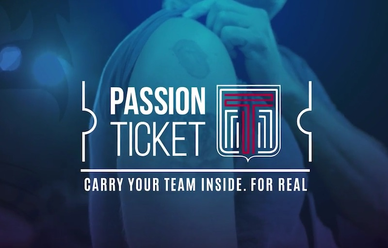 Passion Ticket