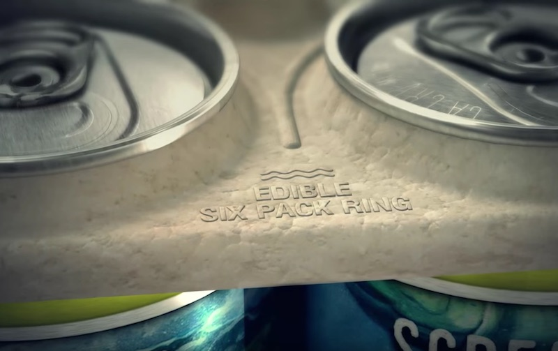 SaltWater - Edible Six Pack Rings