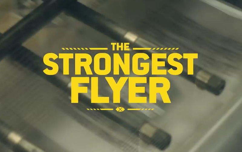 The Strongest Flyer