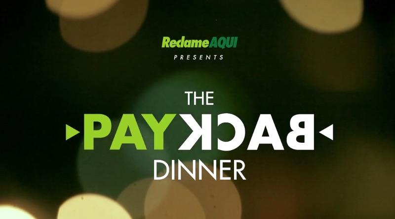 Payback Dinner - Reclame AQUI