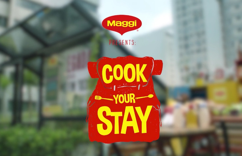 Maggi - Cook Your Stay