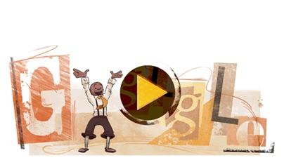Google アメリカ出身ダンサー フランキー・マニング生誕102周年記念ロゴに!