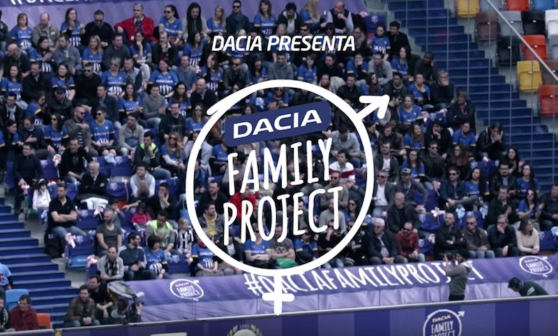 Dacia Family Project