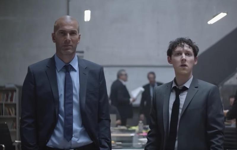 ORANGE UEFA EURO 2016™ Campaign – Zinédine Zidane