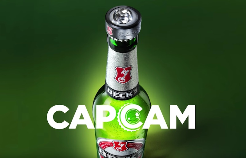 The Beck's CapCam