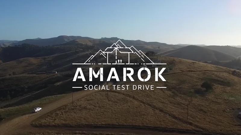 Volkswagen Amarok - Social Test Drive