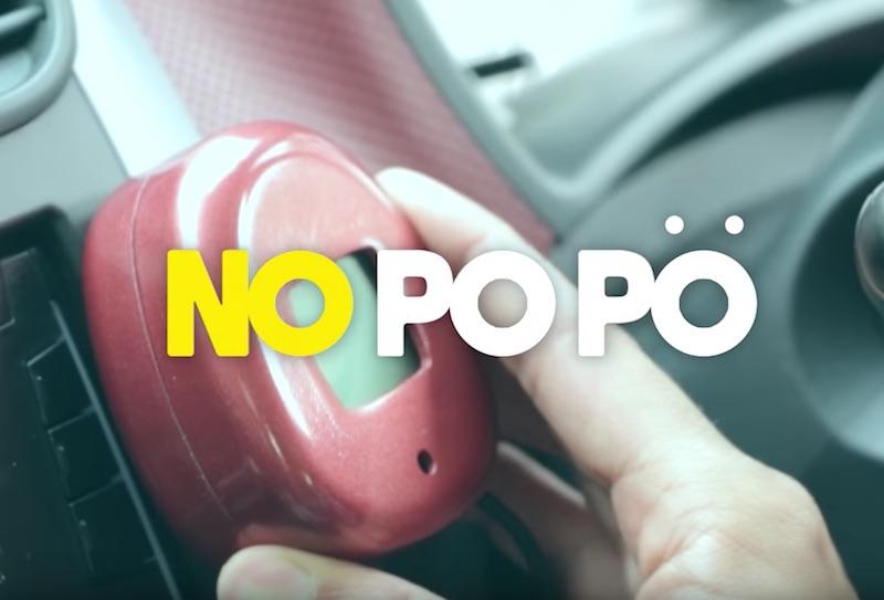 No Po Po Honk less. Earn rewards.