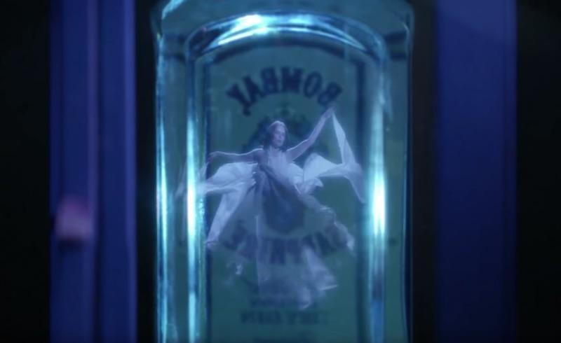 Bombay Sapphire Free The Spirit