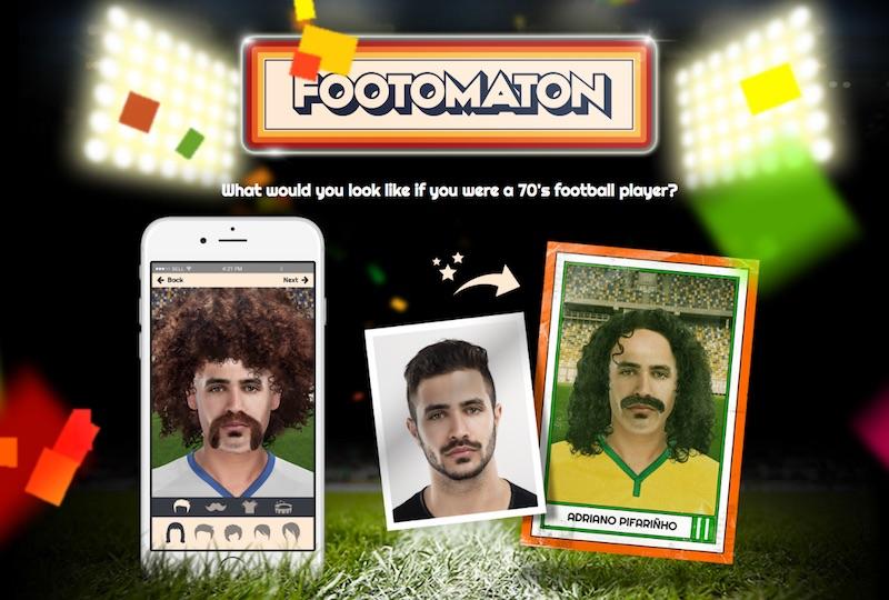 Footomaton