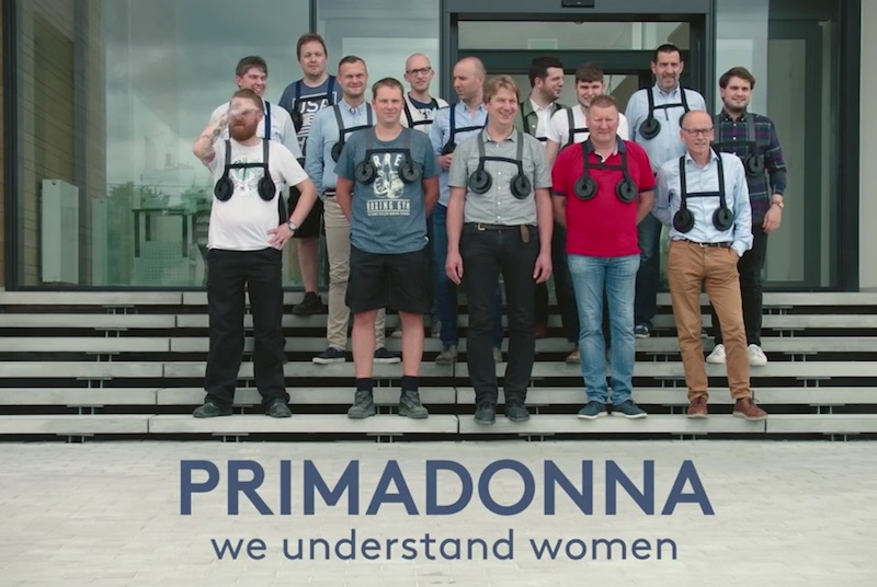 PrimaDonna E CUP DAY for men