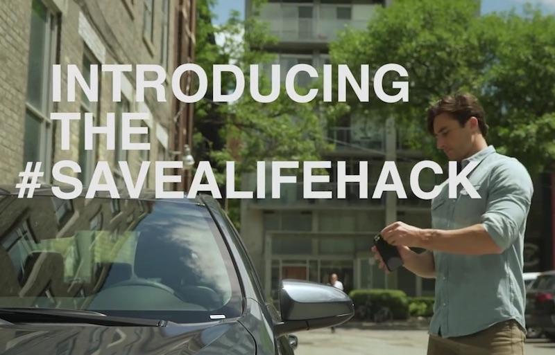 #SaveaLifeHack