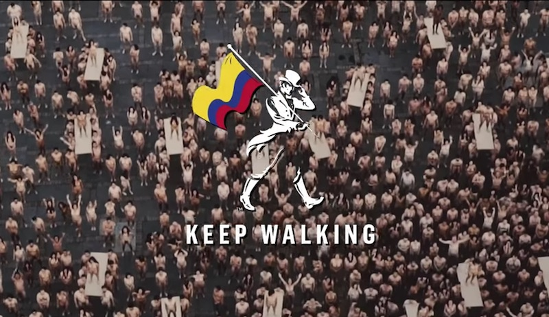 JOHNNIE WALKER & MAMBO | a moment of Colombian unity