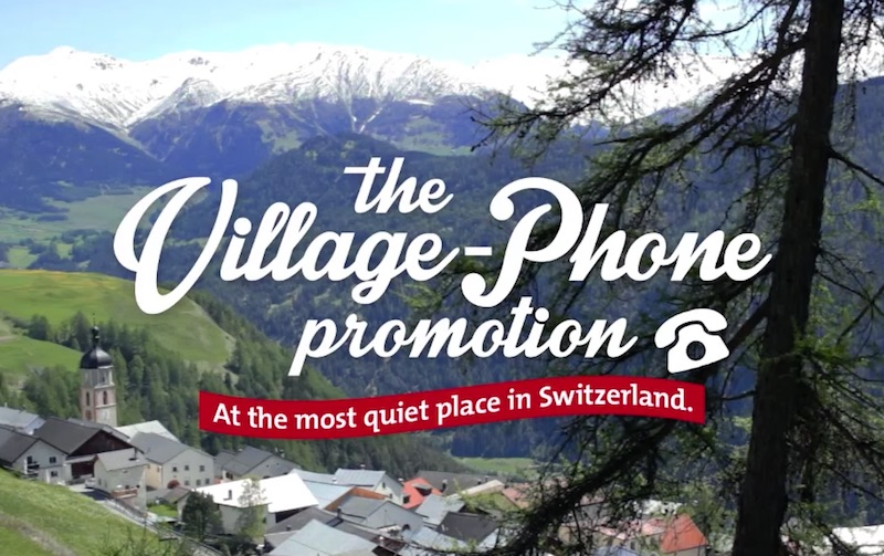 The Village-Phone promotion