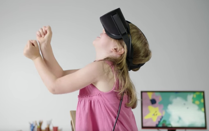 Kids Experience Their Dream Home In Virtual Reality