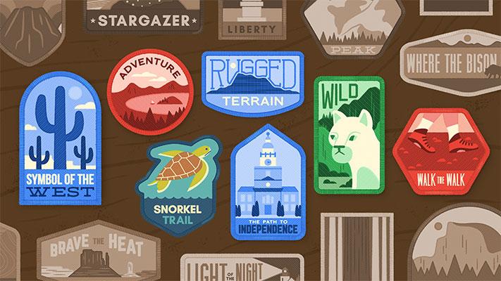 Google アメリカの国立公園実施法100年を記念したロゴに!