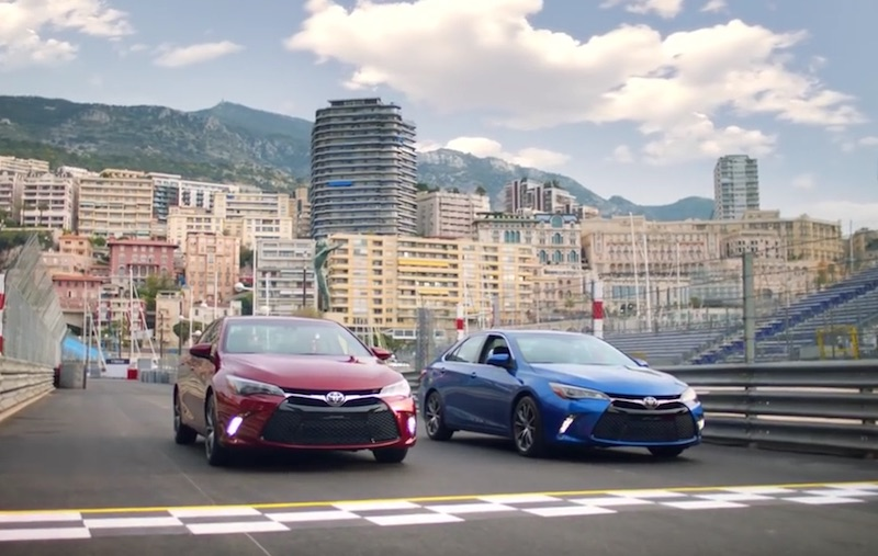 Toyota Camry 2017 Monaco (Extended Version)