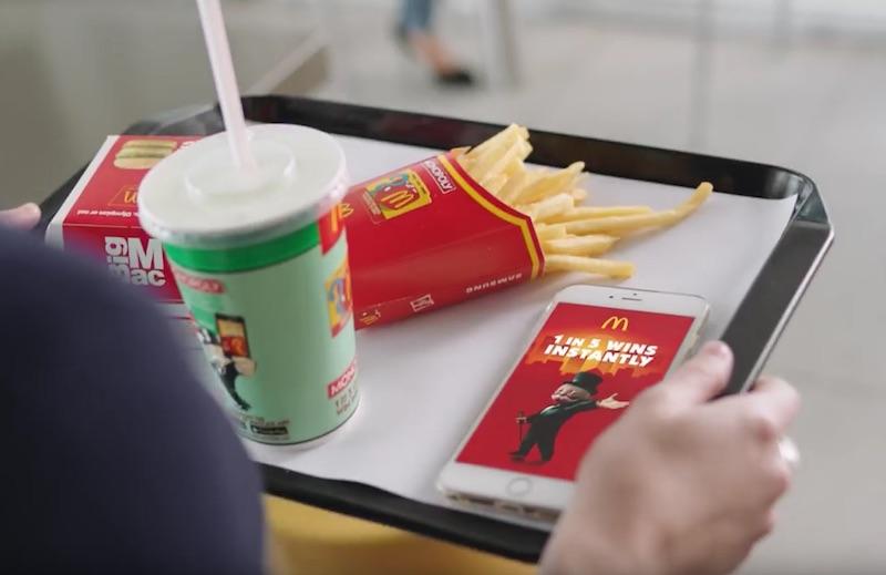 McDonald's Monopoly Australia 2016