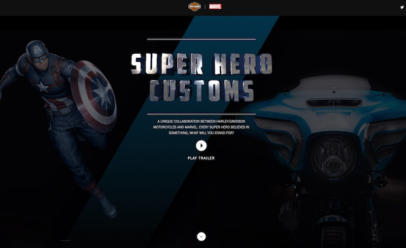 Super Hero Customs