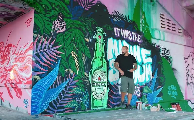 Heineken | Restoring Miami Marine Stadium