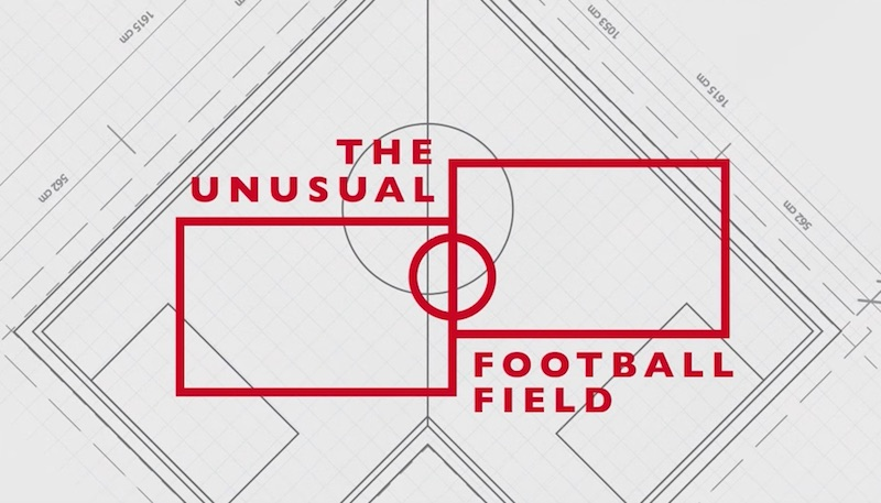 The Unusual Football Field Project