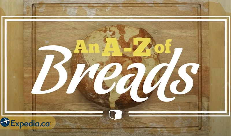 An A-Z of Breads
