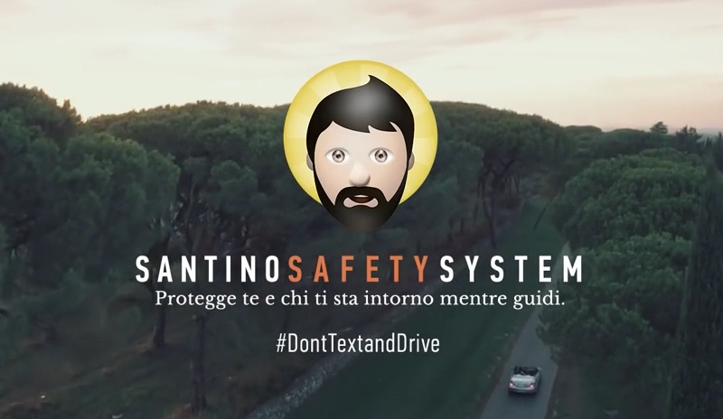 SantinoSafetySystem - #DontTextandDrive