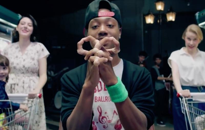 バンドエイド® 快適プラス Dancing BAND-AID|踊るバンドエイド