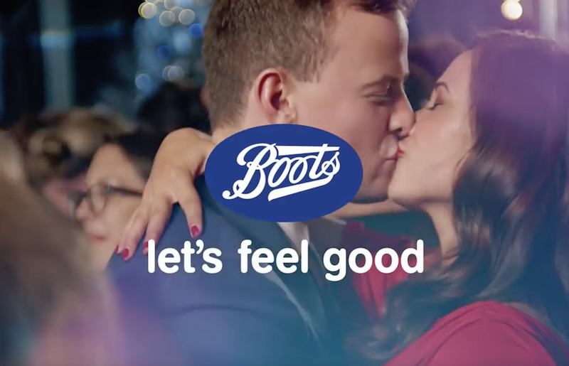 Boots Christmas TV advert 2016 the gift of beauty