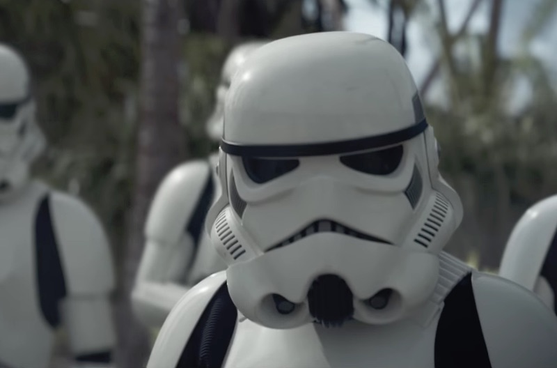 Rogue One: A Star Wars Story | Gillette: A Hero Prepares