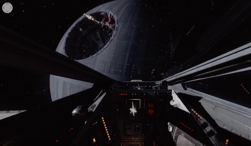 Rogue One Recon - A Star Wars 360 Experience