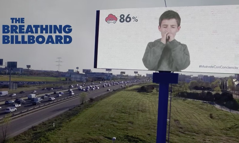 DGT - Breathing Billboard