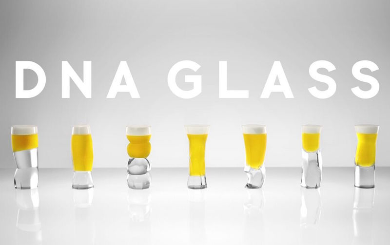 Suntory DNA GLASS Project