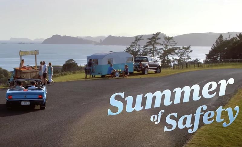 Summer of Safety #AirNZSafetyVideo