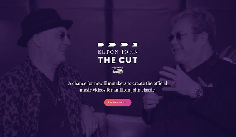Elton John The Cut