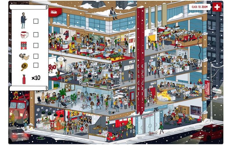 Where's Aldo