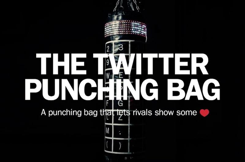 Björn Borg - The Twitter Punching Bag