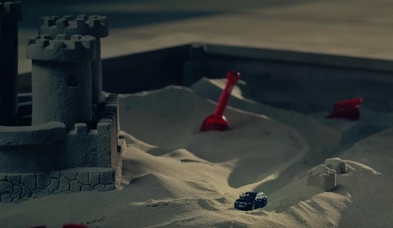 Audi presenterer Enter Sandbox