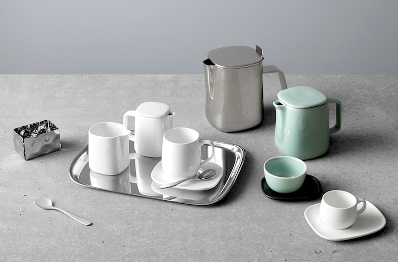 Delta introduces Alessi serviceware on board