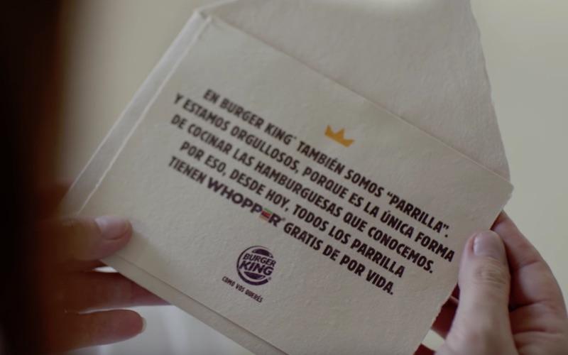Burger King Parrilla