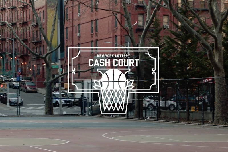 New York Lottery - Cash Court