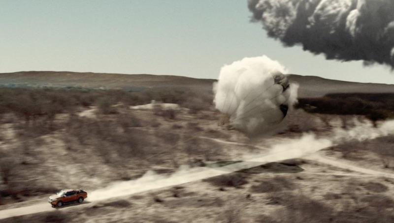 Nissan Frontier - The CloudCatcher