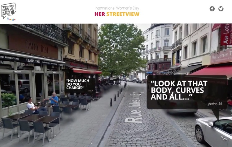 Her Street View