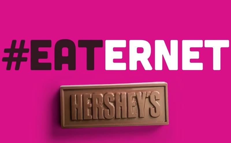 Hershey's - #EATERNET