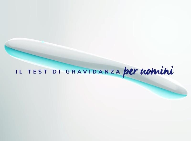 TEST DI GRAVIDANZA PER UOMINI