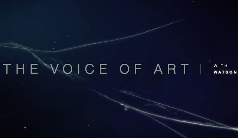 The Voice of Art | With Watson